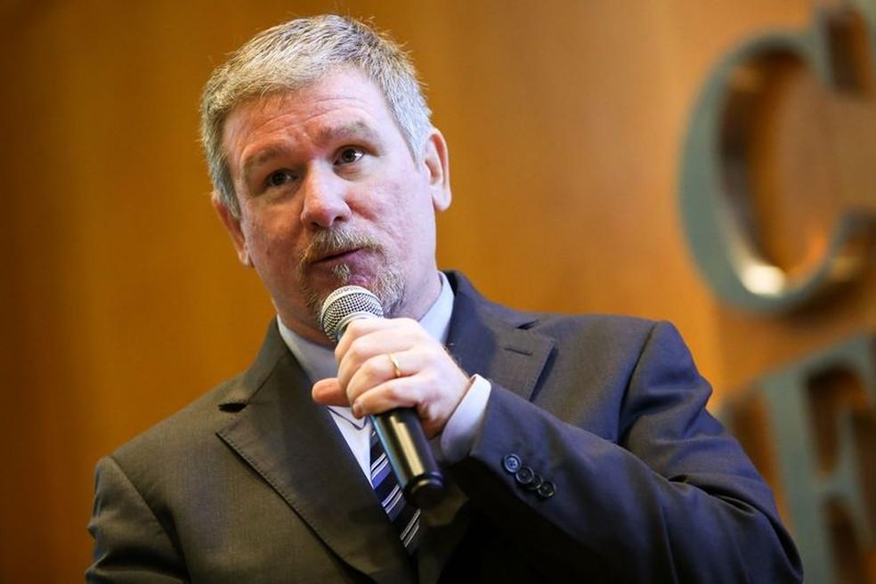 Jorge Werneck, diretor da Agência Reguladora de Águas (Foto: Agência Brasil/Reprodução)