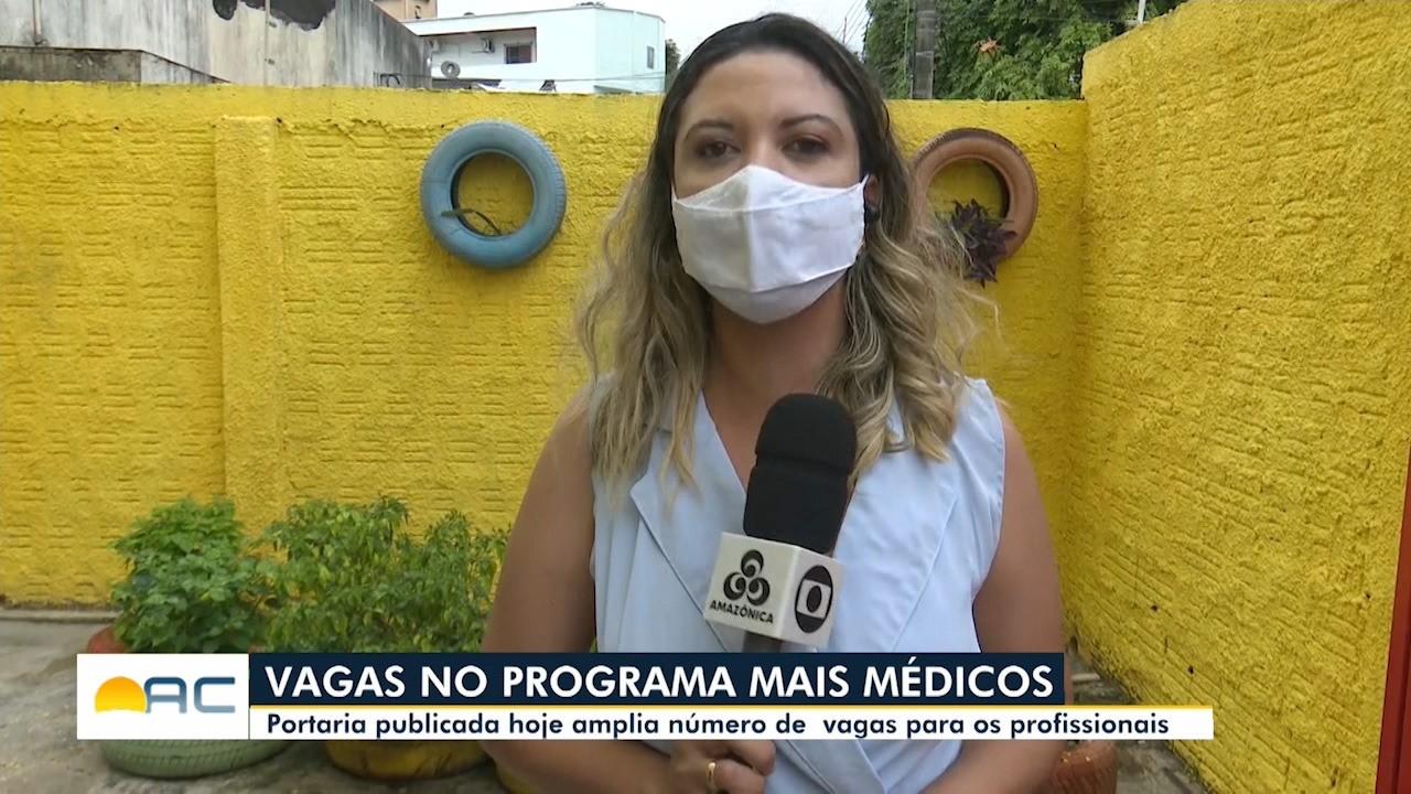 Aline Vieira fala sobre as notícias na área policial em Rio Branco