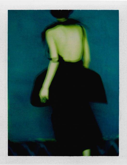 Gauthier, 1998, de Sarah Moon em exposição em Milão (Foto: Divulgação)