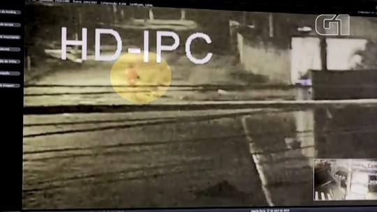 Vídeo mostra suspeito carregando no colo menina de 6 anos antes de matá-la em SP