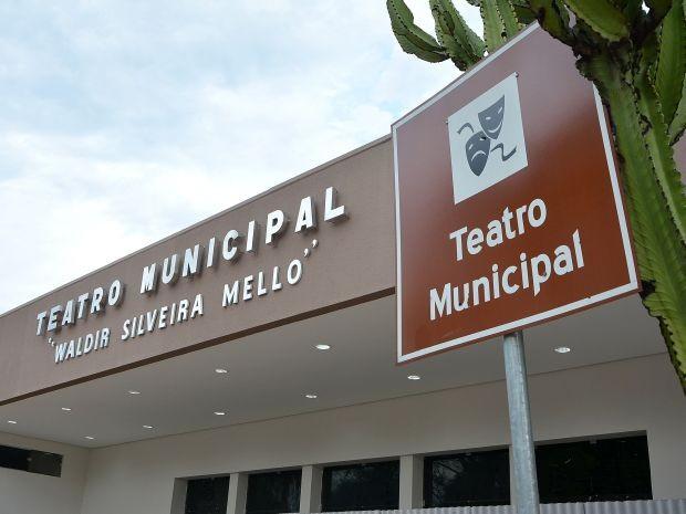 Teatro de Marília será reinaugurado na quinta-feira (9) (Foto: Divulgação)
