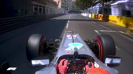 "Onboard clássica #3: a pole position ""perdida"" de Michael Schumacher nas ruas de Mônaco"