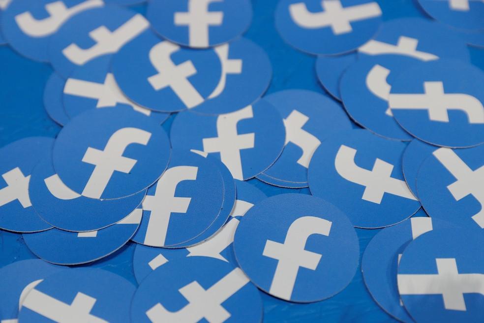 Facebook afirma que removeu grupo de contas que praticavam conteúdo inautêntico no Brasil — Foto: Stephen Lam/Reuters