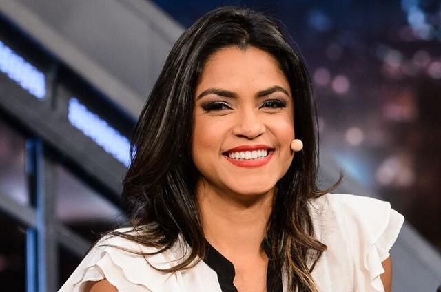 Lucy Alves (Foto: Ramón Vasconcelos/ TV Globo)