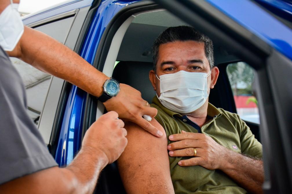 Pessoas de 35 a 39 anos com doenças preexistentes podem receber a vacina contra a Covid-19 em Manaus — Foto: Divulgação