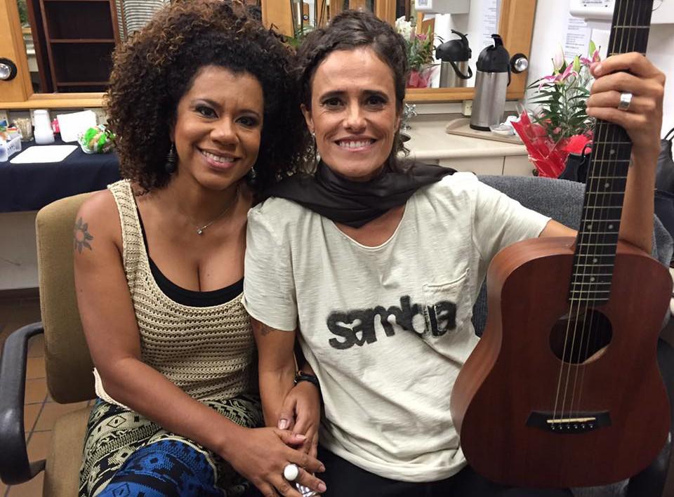 Ana Costa e Zélia Duncan contam com Alcione e Daniela Mercury em disco feminista - Notícias - Plantão Diário