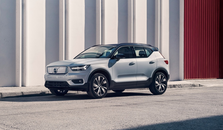 XC40 é o primeiro carro elétrico da Volvo, e chega ao Brasil em 2021