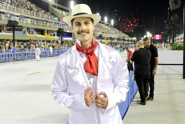 Paulo Dalagnoli (Foto: Daniel Janssens/ Ed.Globo)