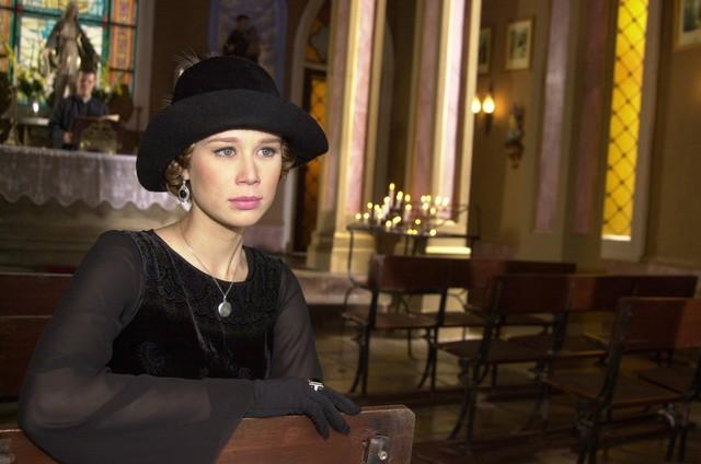 Mariana Ximenes interpretou Ana Francisco em 'Chocolate com pimenta'. Seu grande amor era Danilo (Murilo Benício) (Foto: Gianne Carvalho/ TV Globo)