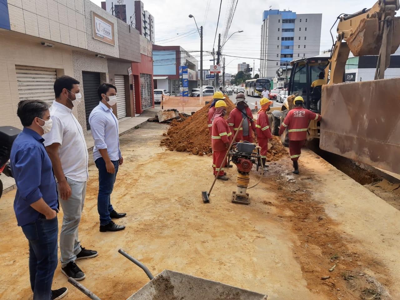 Vereadores de Maceió criam comissão especial e passam a fiscalizar obras de saneamento