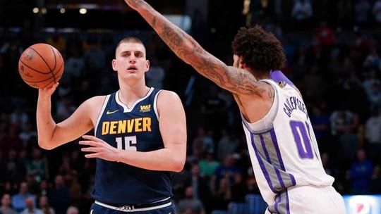 Melhores momentos: Denver Nuggets 120 x 118 Sacramento Kings, pela NBA