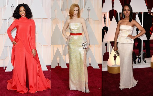 Solange Knowles; Nicole Kidman; Kerry Washington