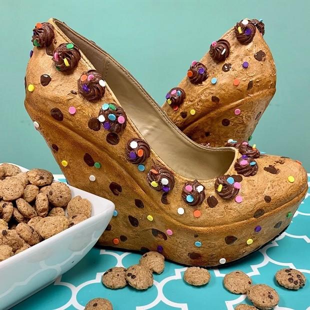 Produtos da Shoe Bakery (Foto: Reprodução/Instagram)