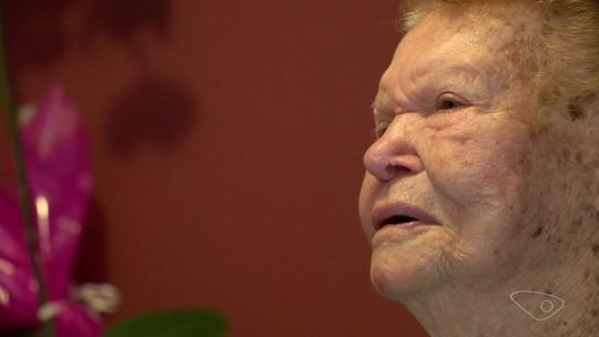 Morre no ES, aos 98 anos, Rosa Schorling, a 1ª paraquedista mulher do Brasil