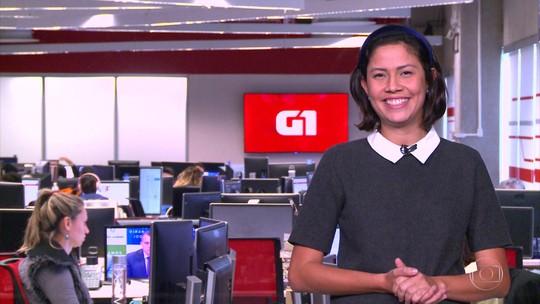 G1 em 1 Minuto: Ceará tem 5º dia de ataques a veículos e prédios públicos