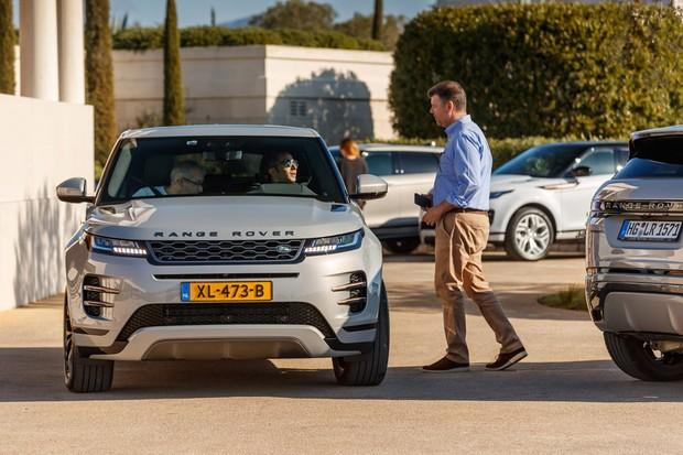 Range Rover Evoque 2020 (Foto: Divulgação)