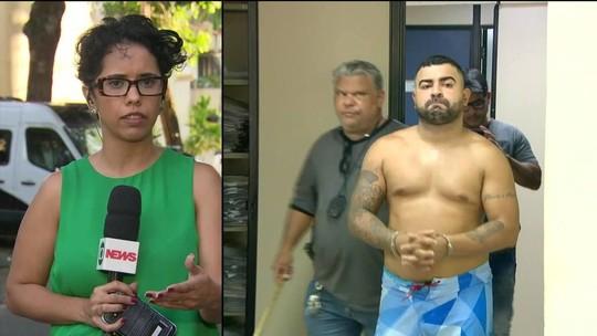 Motorista de miliciano preso no RJ nega envolvimento na morte de Marielle