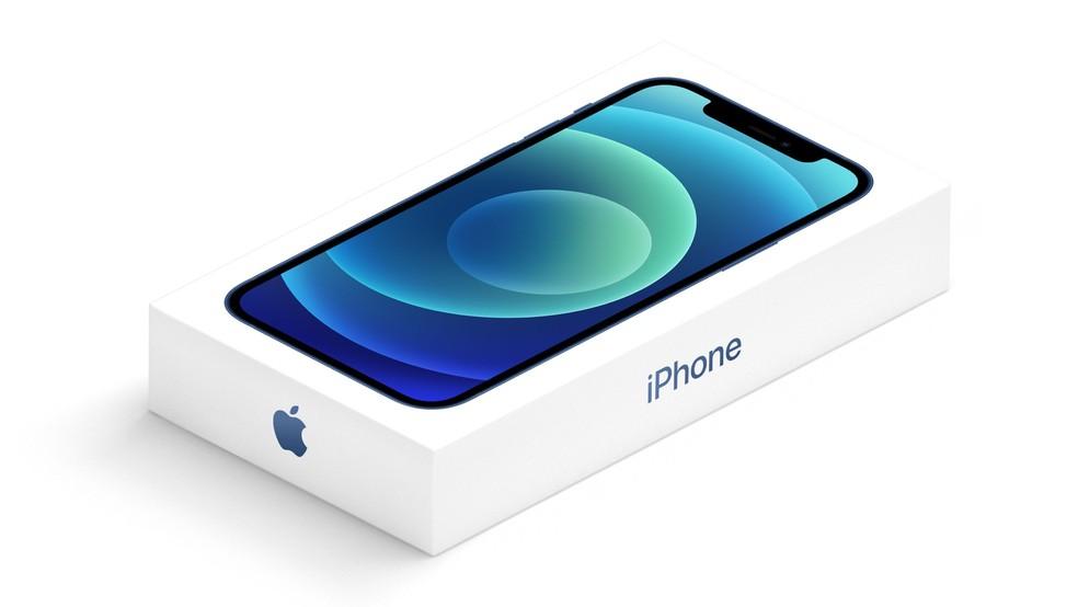 iPhone 12 — Foto: Divulgação/Apple