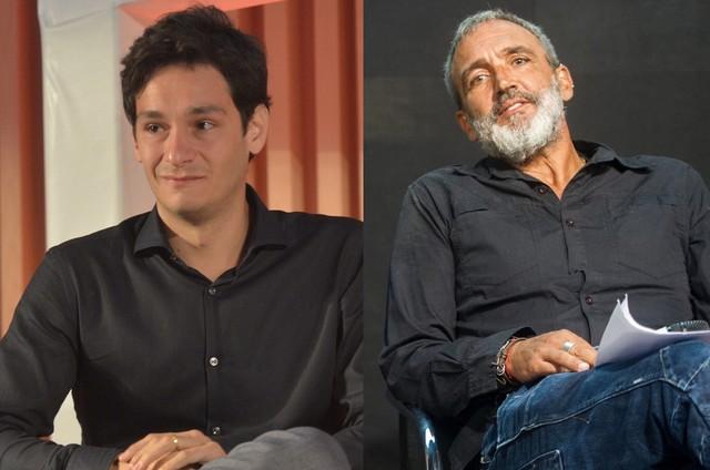 Bruno Luperi e Rogério Gomes (Foto: Divulgação)