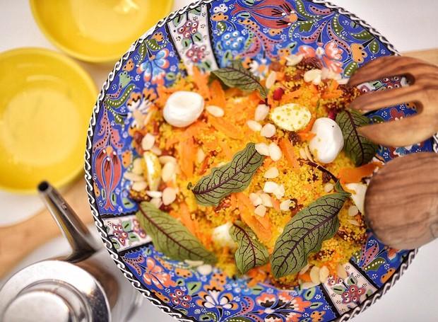 Receita de couscous marroquino (Foto: Divulgação)