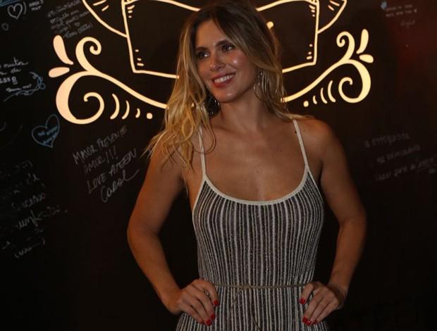 Carolina Dieckmann (Foto: Reginaldo Teixeira/CS eventos divulgação)