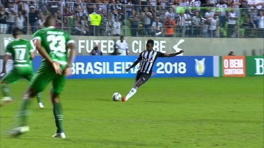 Melhores momentos de Atlético-MG 3 x 3 Chapecoense pela 9ª rodada do Brasileirão 2018