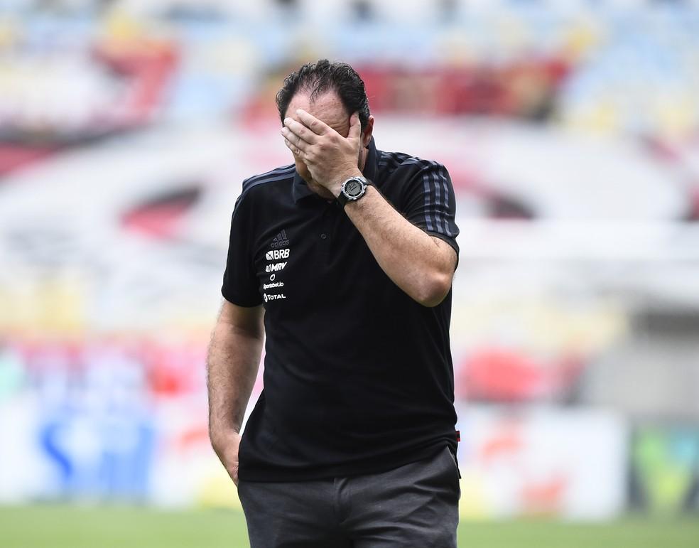 Flamengo é previsível, vulnerável e pouco competitivo