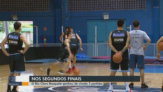Argentinos ganham protagonismo nas vitórias do Rio Claro no NBB