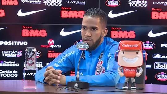 """Everaldo explica homenagem ao pai em comemoração de gol do Corinthians: """"Por toda nossa luta"""""""