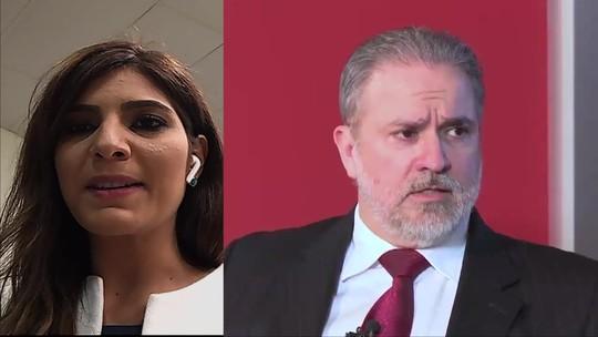 Aras diz que está 'muito feliz', mas ainda não recebeu ligação de Bolsonaro: 'Só depois da live'