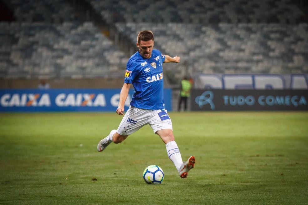 Ezequiel é desejo do Fluminense para 2019 — Foto: Vinnicius Silva