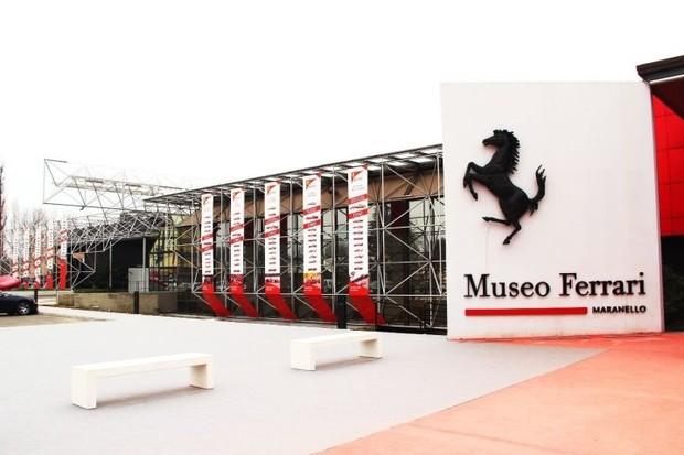Ferrari reabre seus dois museus na Itália após diminuição de novos casos de Covid-19