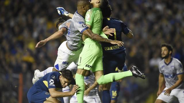 Boca Cruzeiro Dede Andrada