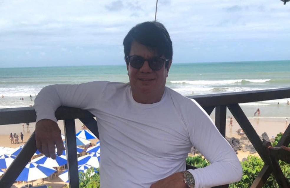 Renato Dantas, ex-vereador de Natal, morre vítima de complicações de Covid-19 — Foto: Reprodução