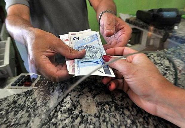Real ; dinheiro ; inflação ; pagamento ; inadimplência ;  (Foto: Marcello Casal Jr/Agência Brasil)