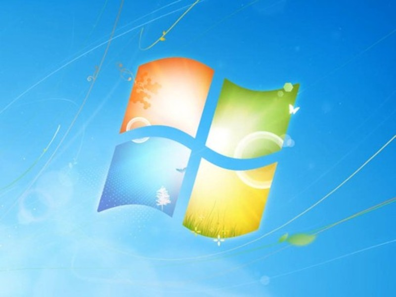 Papel De Parede: Rejeitados Do Windows 7