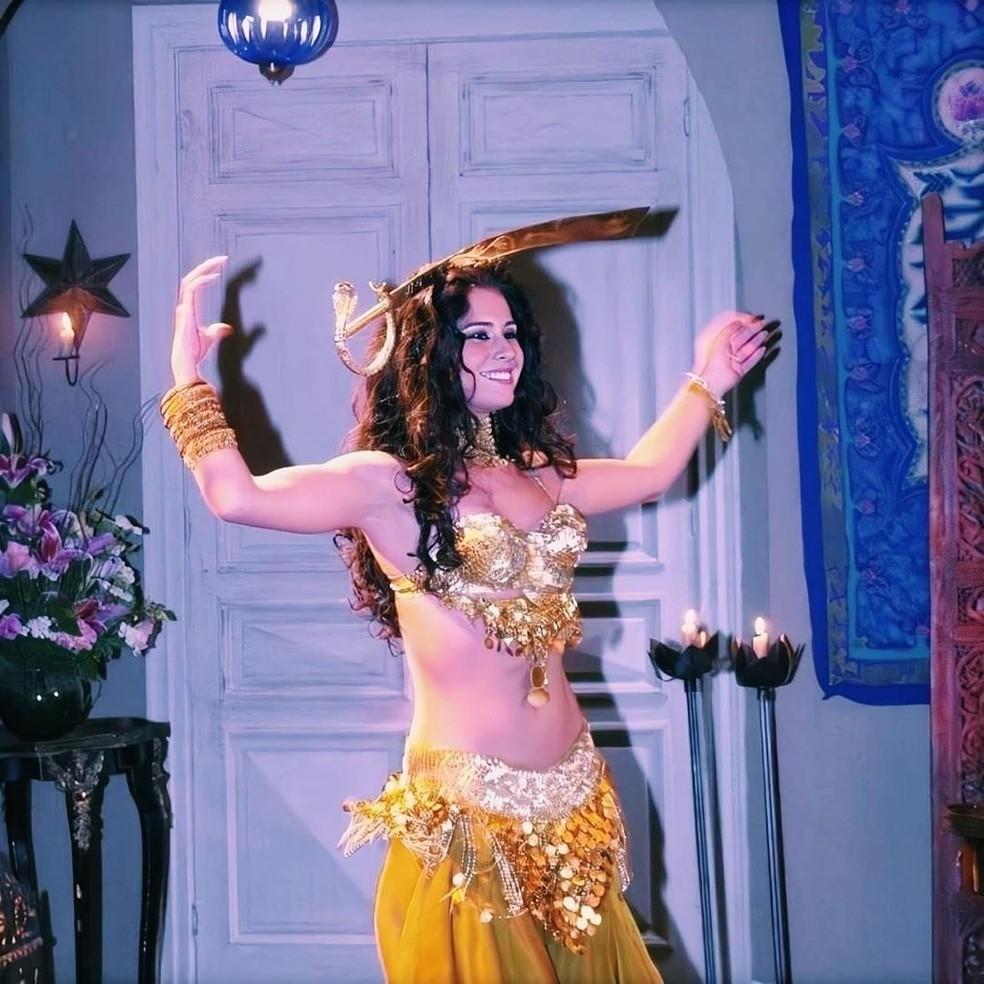 Giovanna Antonelli interpretou Jade na novela O Clone, que mostrou a cultura do Marrocos — Foto: Divulgação/TV Globo
