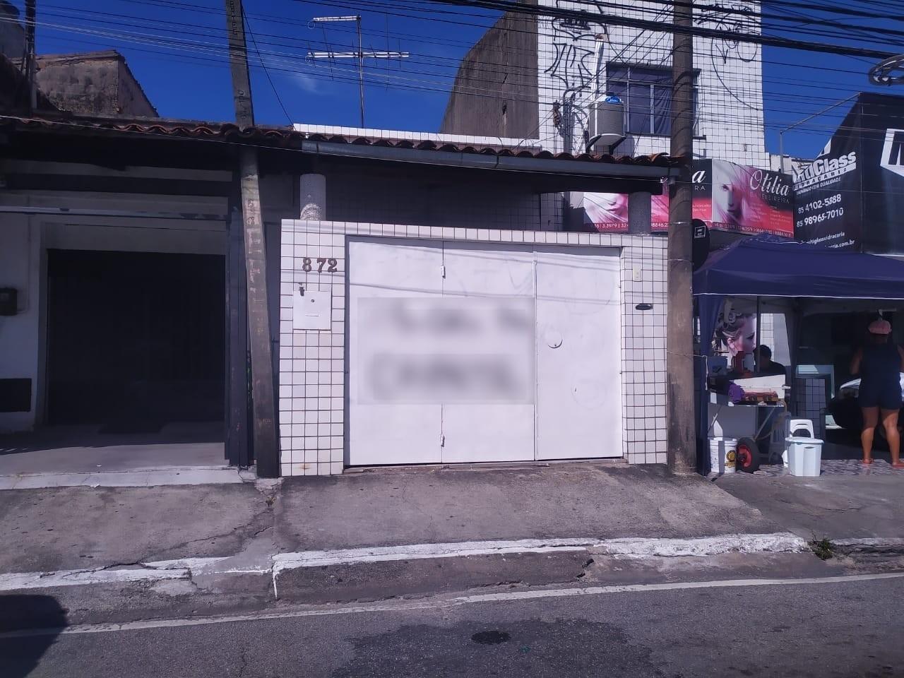 Polícia Civil apura pichações com ameaças de facções em veículos e prédios residenciais e comerciais em Fortaleza