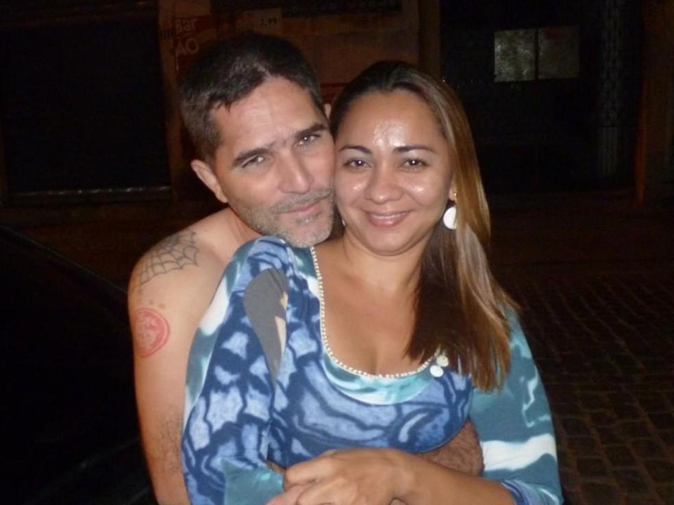 Homem assassina companheira com estilete e morre ao jogar carro contra carreta na Grande Fortaleza — Foto: Arquivo pessoal