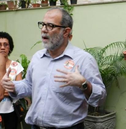 Marcelo Sereno (Foto: Divulgação Facebook)