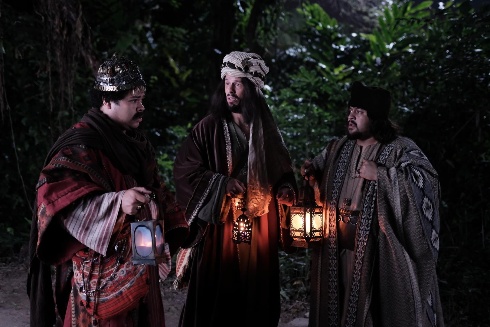 Especial de Natal Porta dos Fundos: A Primeira Tentação de Cristo (Foto: Divulgação)