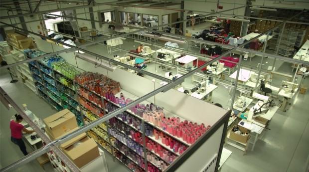 Fábrica da Seeder em Gaspar (SC) (Foto: Maurício de Souza)