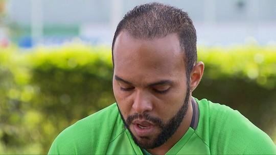 """""""Ainda é algo que me dói"""", diz Alecsandro um ano após falso doping"""