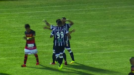 Confira os melhores momentos de Ceará 5 x 2 Guarani de Juazeiro, pelo Campeonato Cearense