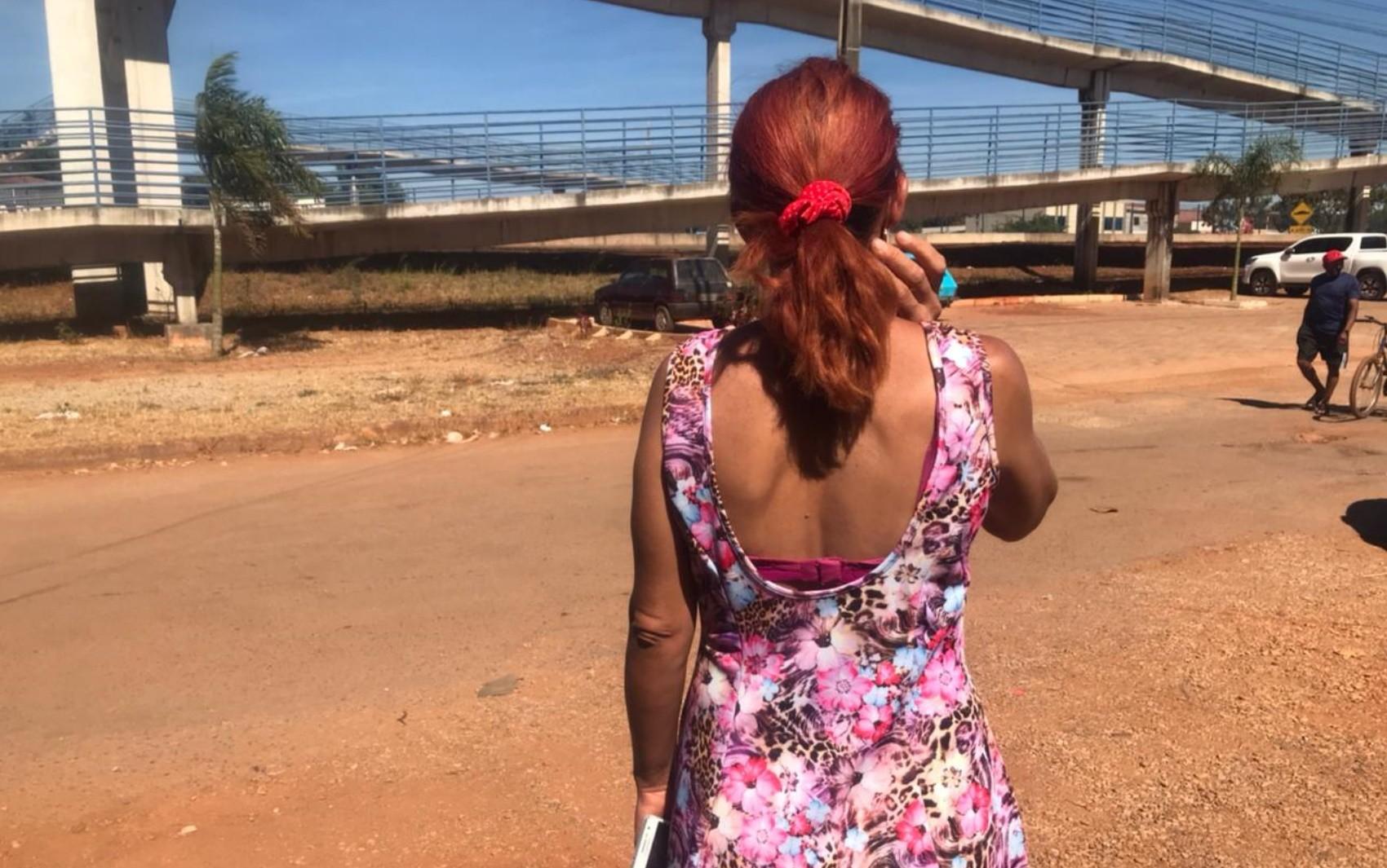 Moradora diz que viu Lázaro Barbosa frente a frente horas antes de tiroteiro: 'Entrei em pânico'