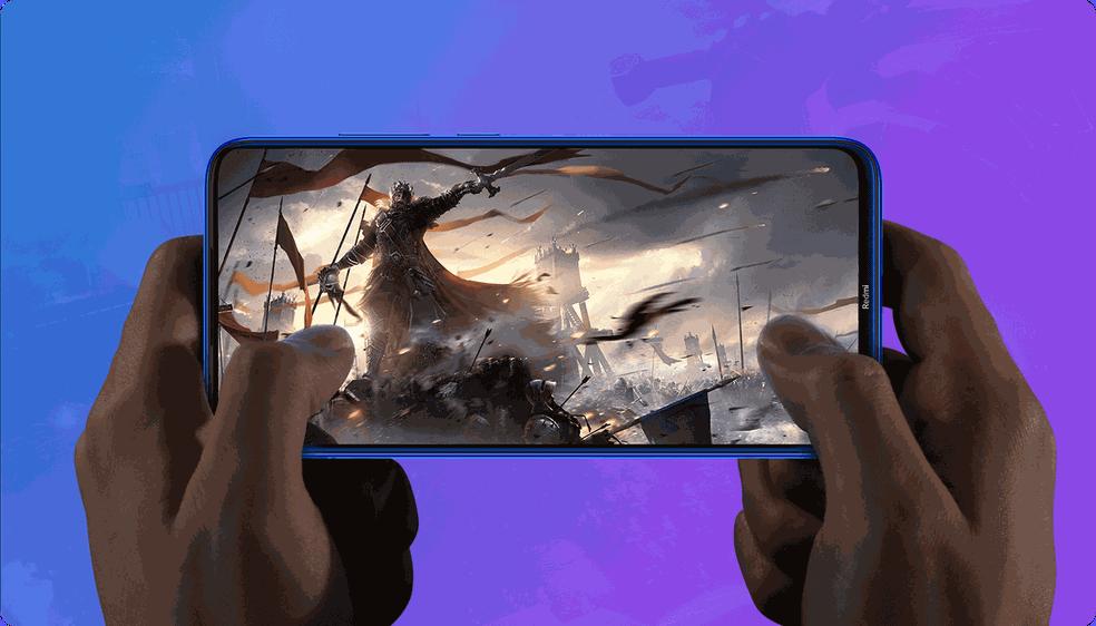 Redmi Note 8 deve oferecer experiência fluída para jogos — Foto: Divulgação/Xiaomi