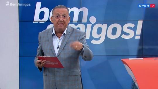 """""""Deixem o futebol em paz"""", diz Galvão Bueno para torcedores envolvidos em cenas de violência"""