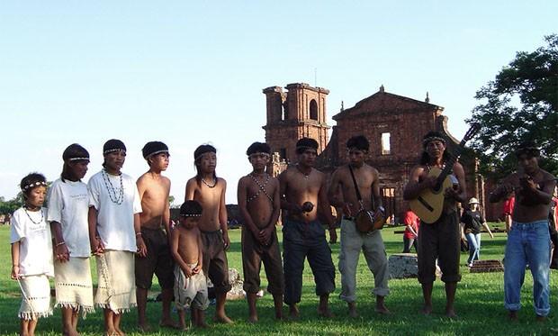 Ruínas do povo guarani se tornam Patrimônio Cultural do Mercosul (Foto: Divulgação/Iphan)