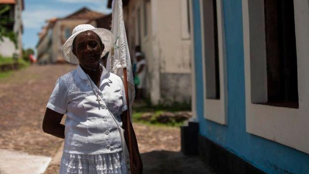 Movimentos sociais da região estão apreensivos com a possibilidade de mais remoções de moradores (Foto: Cícero Bezerra / acervo pessoal via BBC)