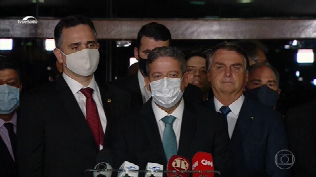 Bolsonaro entrega ao Congresso MP que abre caminho para privatizar a Eletrobras